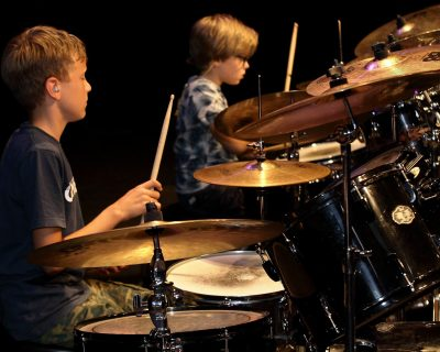 Drumles Duo's