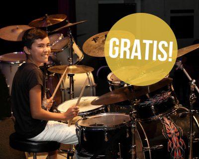 Proefles Drummen